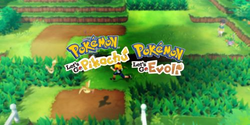 Pokemon: Let's Go, Pikachu! und Pokemon: Let's Go, Evoli!