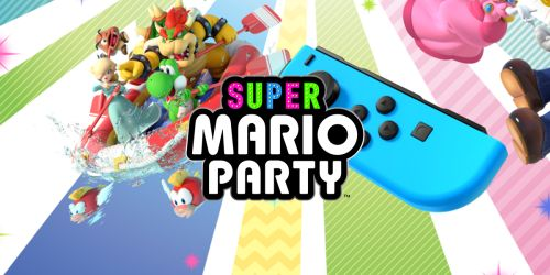 Doppelt Punkten Mit Super Mario Party Kodybits